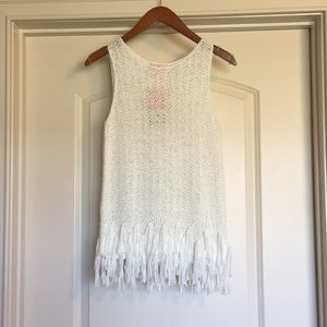 NEW WITH TAGS Lilly Pulitzer sweater tank XS